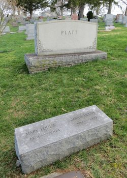 Mary Louise <i>McVey</i> Platt