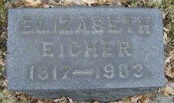 Elizabeth <i>Feller</i> Eicher