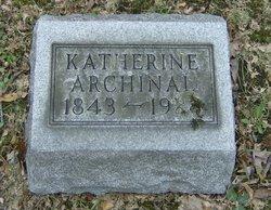 Katherine Kate <i>Eicher</i> Archinal