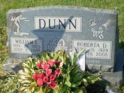Roberta D <i>Porter</i> Dunn