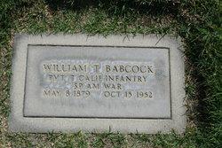 William Thomas Babcock