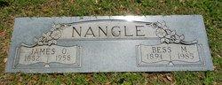 Elizabeth Bessie <i>Marr</i> Nangle