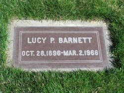 Lucy Alice <i>Parker</i> Barnett