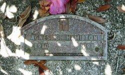 Agnes G. Hamilton