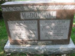 Dougal Peter MacDougall