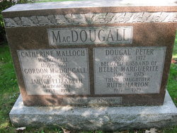 Ruth Marion MacDougall