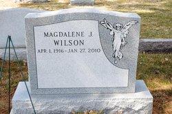 Magdalene Josie <i>Foust</i> Wilson