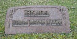 Mary E <i>Houtz</i> Eicher