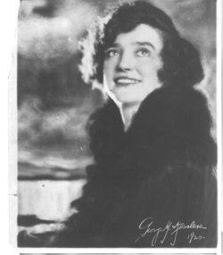 Josephine Edna <i>Stevens</i> Baird