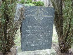Philip Handler