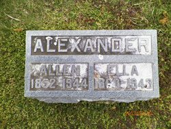 Sarah Louella Ella <i>Walden</i> Alexander