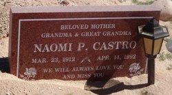 Naomi P Castro