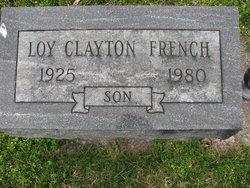 Loy Clayton French