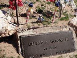 Gerald A Antone, Sr