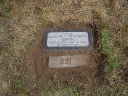 Eleanor L. Nellie <i>Bushnell</i> Dixson