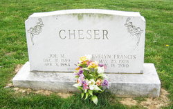 Joe M. Cheser