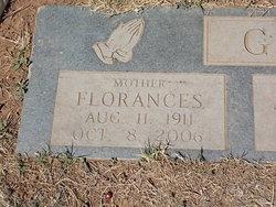 Florence Susan <i>Sena</i> Garcia