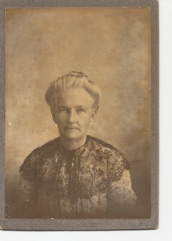 Susan Haley <i>Evetts</i> Moorhead