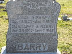 Margaret <i>McAdams</i> Barry