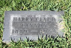 Harry Claud Cannon