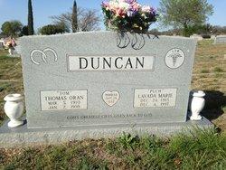Thomas Oran Duncan