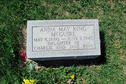 Anna May <i>King</i> McGuire