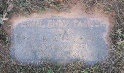 Ethel Emma <i>Parrish</i> Craig