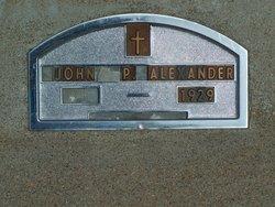 John Potter Alexander