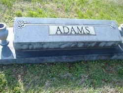 Effie Lucinda <i>Booker</i> Adams
