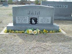 Dr Ralph H. Jain
