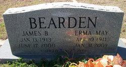 Erma May <i>Gant</i> Bearden