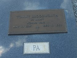 J T Tommy Bloodworth