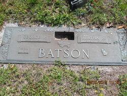 Bertha J <i>Hawkins</i> Batson