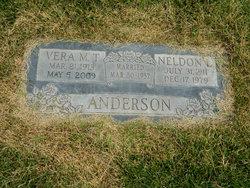 Vera Minnie <i>Taylor</i> Anderson