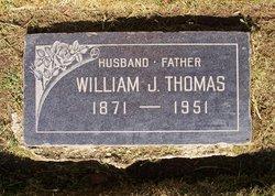 William John Thomas
