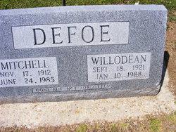 Mitchell DeFoe
