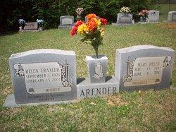 Helen E <i>Traxler</i> Arender