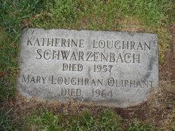 Mary Elizabeth <i>Loughran</i> Oliphant