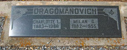Milan Gordon Dragomanovich