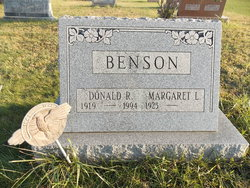Donald R Benson