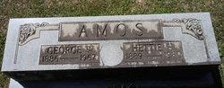 Hettie <i>Hall</i> Amos