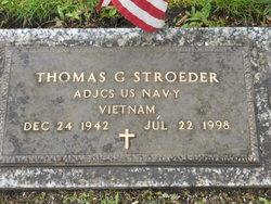 Thomas G. Stroeder