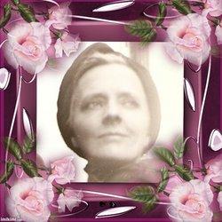 Clara Louise Lois <i>Quackenbush</i> Babcock