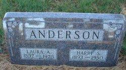Laura Annette <i>White</i> Anderson