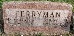 Albert Wayne Bert Ferryman