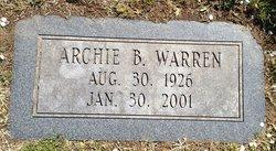 Archie B. Warren