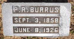 Dr Preston Robert Burrus