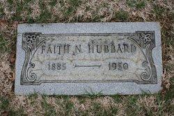Faith A Nowlan Hubbard