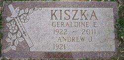 Geraldine E. Gerry <i>Pagano</i> Kiszka