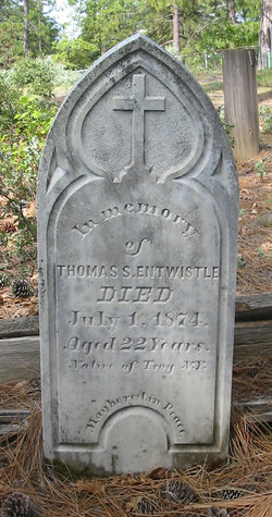 Thomas S. Tommie Entwistle